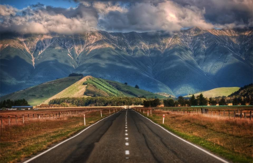 Фотографии «Средиземья» — волшебной Новой Зеландии