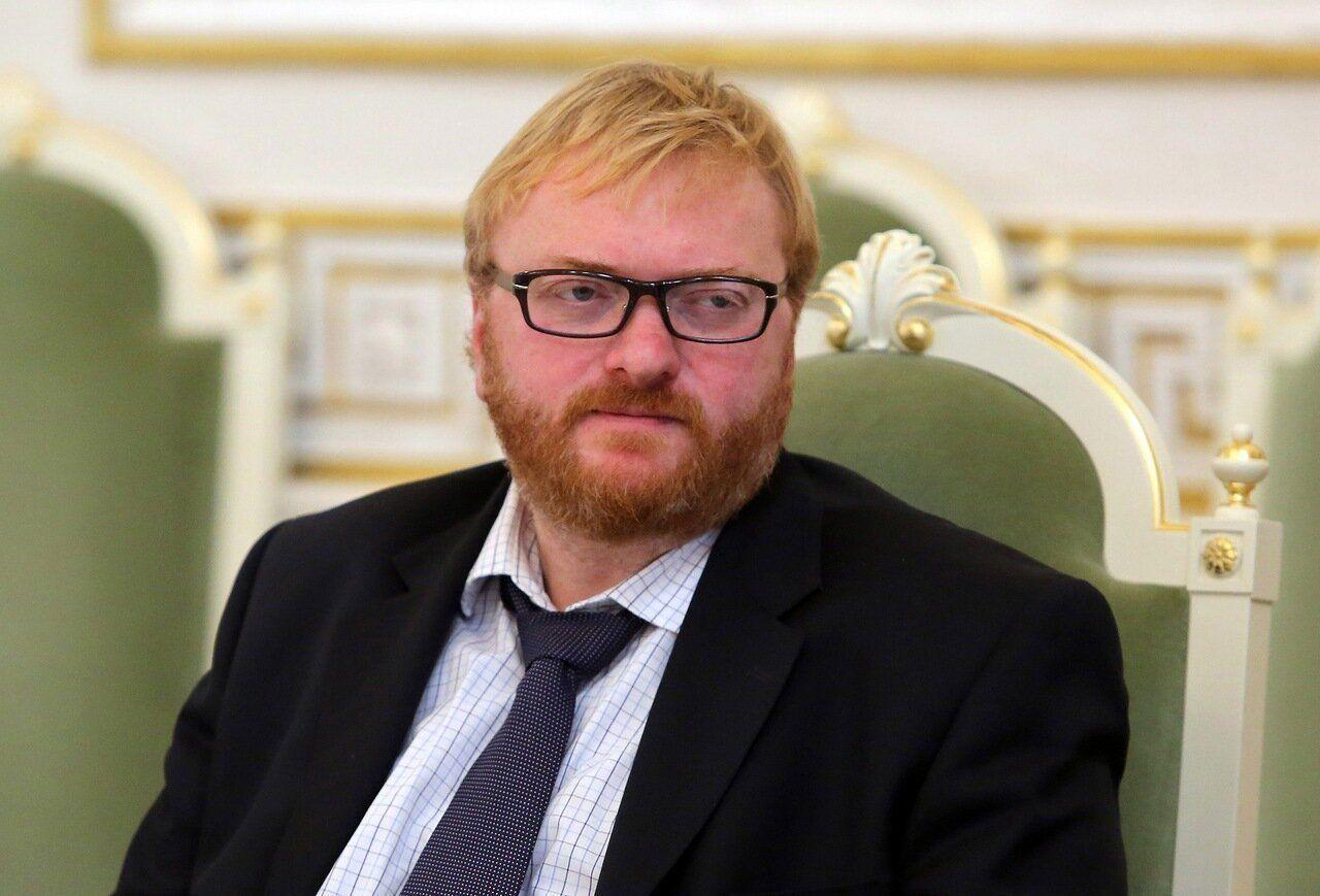 Милонов откроет эксклюзивную сирийскую шаверму на юге Петербурга