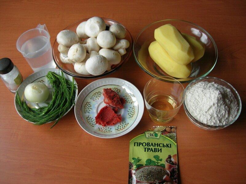 Вкуснейшее постное блюдо из самых простых ингредиентов