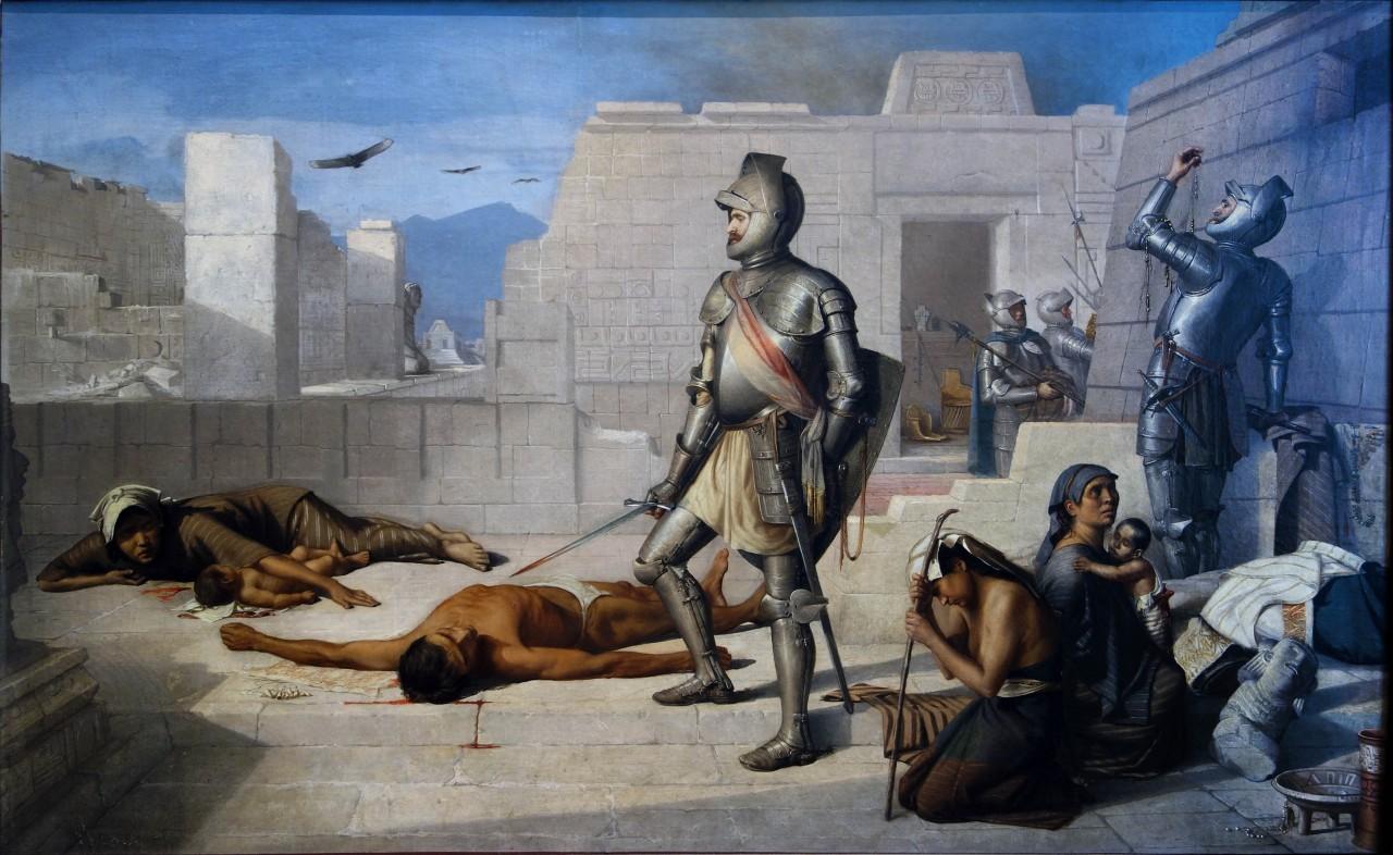 Мексика потребовала у Испани…