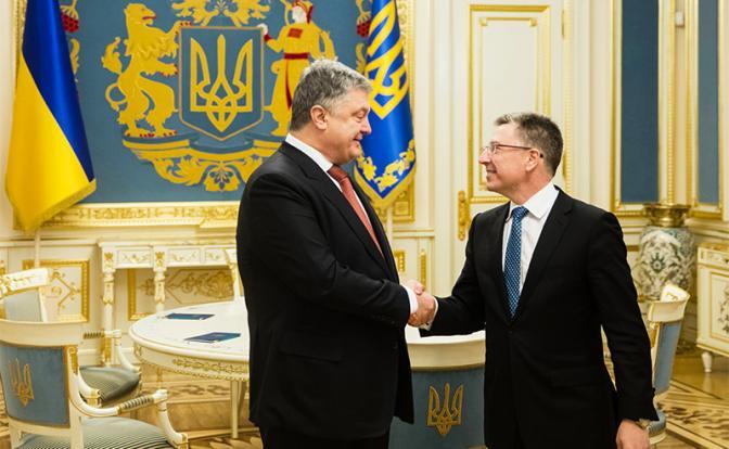 Киев в истерике: США пригрозили снять санкции с России