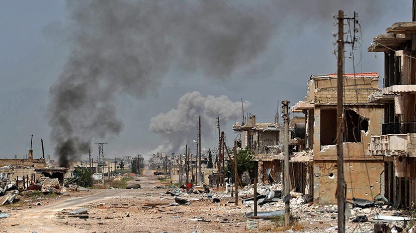 Последние новости Сирии. Сегодня 25 мая 2019