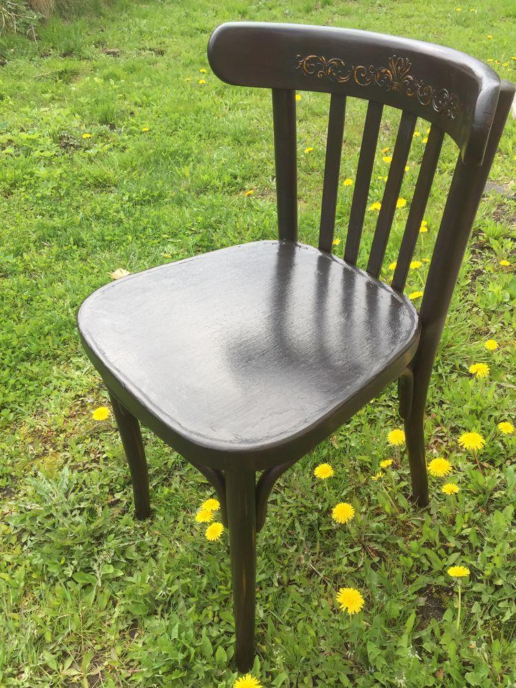 Венский стул — восстанавливаем из пепла