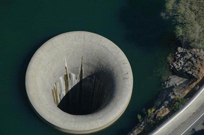 Необычные отводные каналы