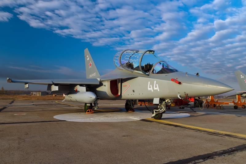Як-130 и родственные машины