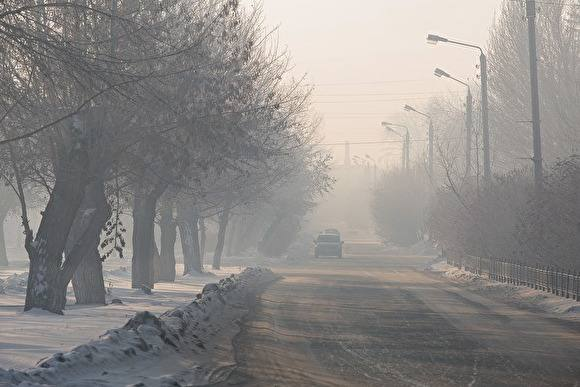 Greenpeace нашел в Екатеринбурге место, где лучше не дышать