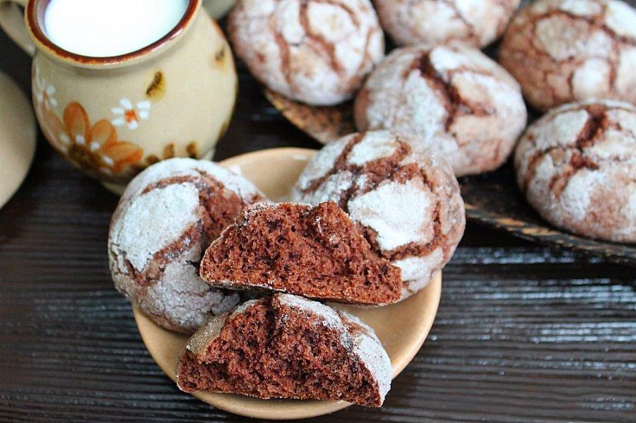 Мраморное печенье…
