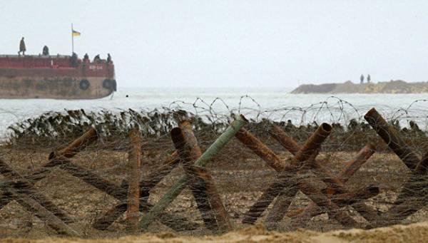 Незалежная разворачивает сеть временных блокпостов ВМС в Азово-Черноморском регионе