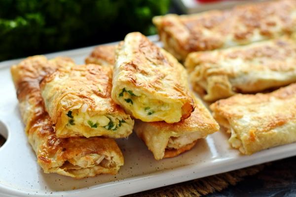 Жареный лаваш с сыром – нереальная вкуснятина за 10 минут практически «из ничего»