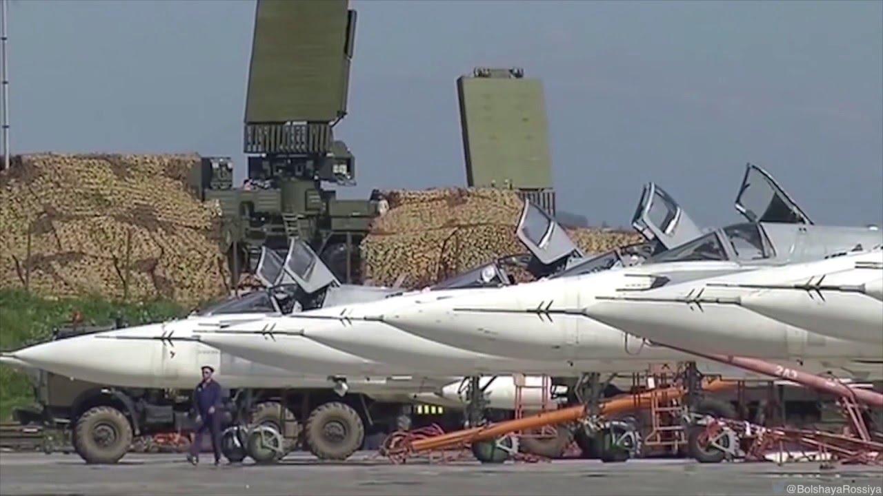 Российские пилоты нанесли уд…