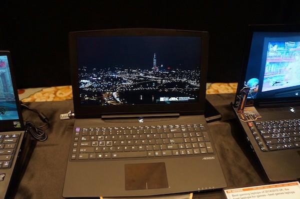 ноутбук Aorus X5