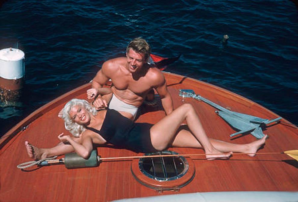 641 Иконы Голливуда: Джейн Мэнсфилд