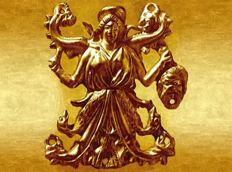 Религия и боги Скифов