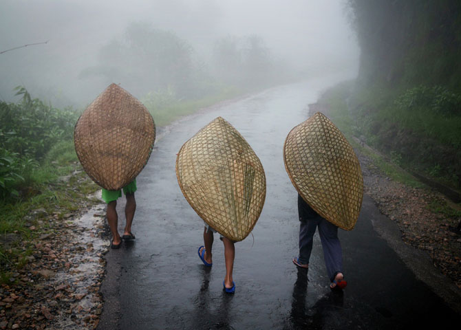 Путешествие в самое влажное место на Земле