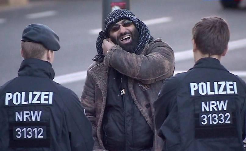 Очередная резня в Германии