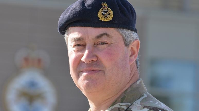 Британский генерал: оборона …
