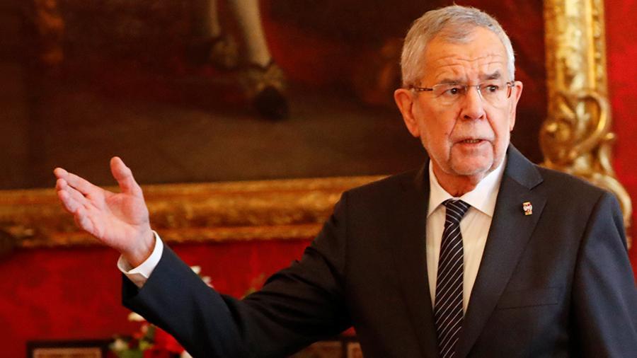 Президент Австрии призвал Ев…