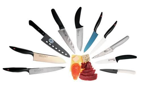 Керамические ножи — плюсы и минусы