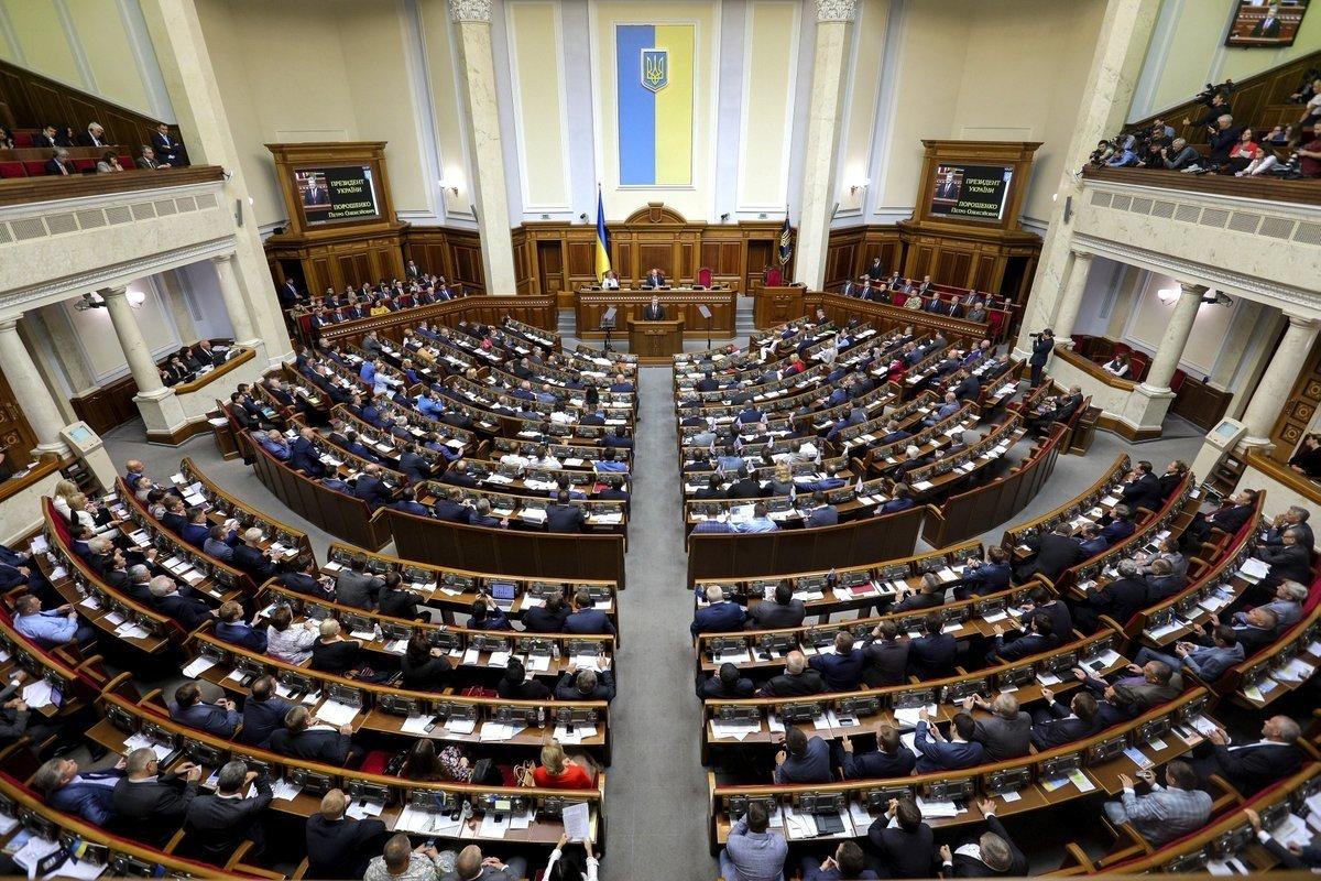 В Раде намерены дать полномочия депутатам для расследования резонансных дел