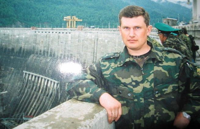 Подполковник ФСБ подорвался на украинском снаряде
