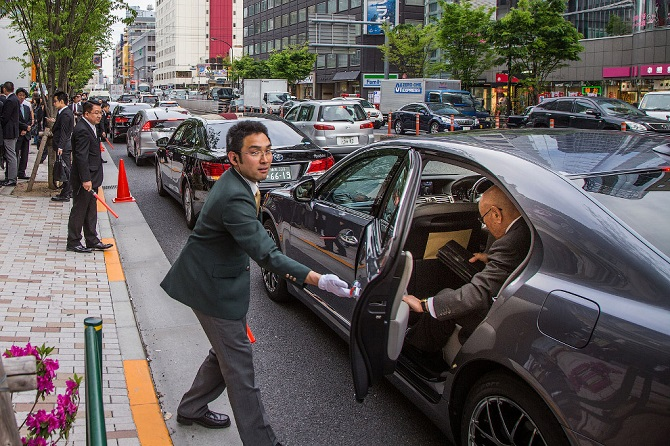 Как самостоятельно съездить в Японию