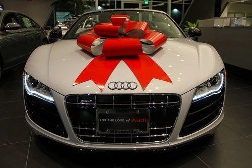 Вот бы мне такой подарок!
