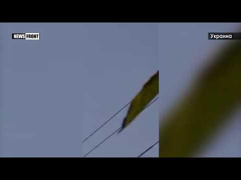 Су-25 напугали жителей Мариуполя