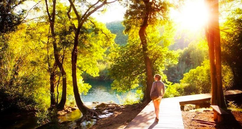 Как 2 часа в неделю на природе способны улучшить здоровье