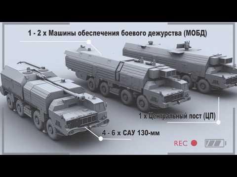 А-222 «Берег» артиллерийская система береговой обороны