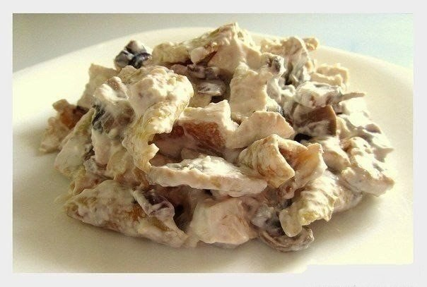 Салат «Всем на зависть» — самые любимые компоненты в одном блюде