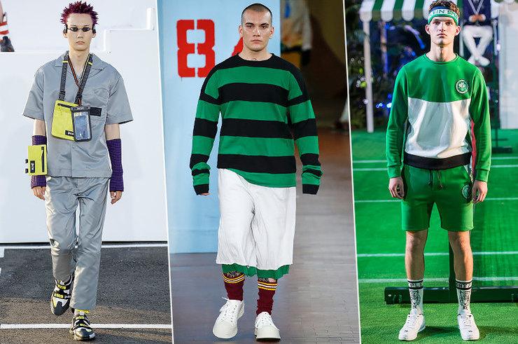 Стильные мужские образы к ЧМ по футболу 2018