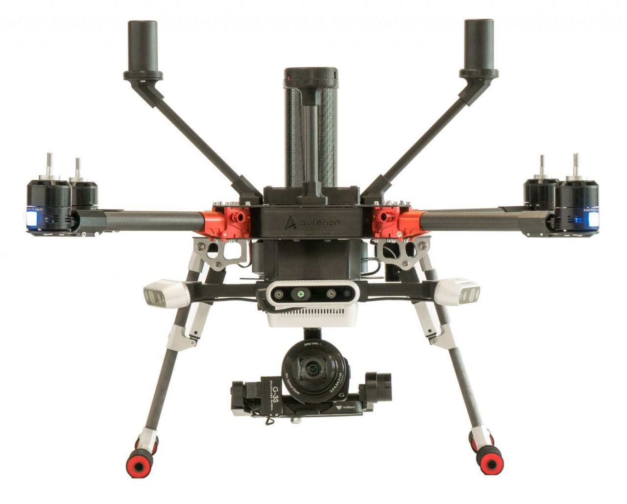 10 миллионов долларов на разработку платформы для дронов