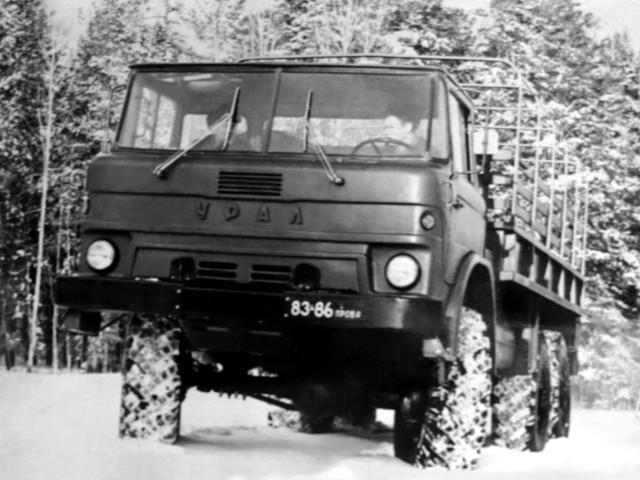 42. Урал 359 авто, история, ссср