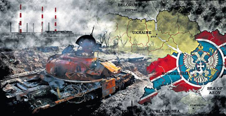 Луганск, ноябрь 2017: спячка на Украине закончилась