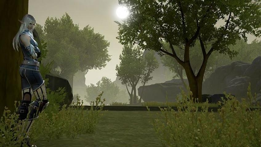 Nexon показала скриншоты обновлённой Final Fantasy XI