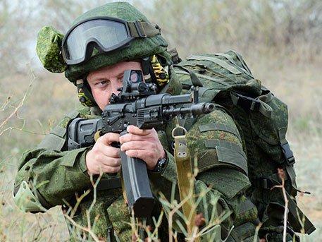 Универсальный солдат: что смогут российские бойцы в экипировке будущего «Ратник»