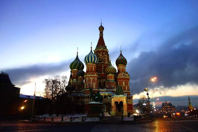 5 reasons to visit Russia in winter