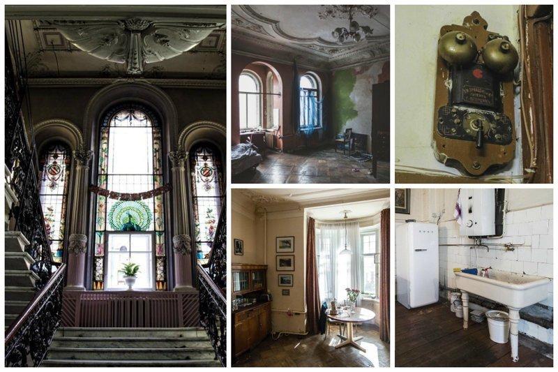 Обшарпанная красота: питерские коммуналки в старом фонде Красивые дома, архитектура, доходные дома, коммуналки, санкт-петербург