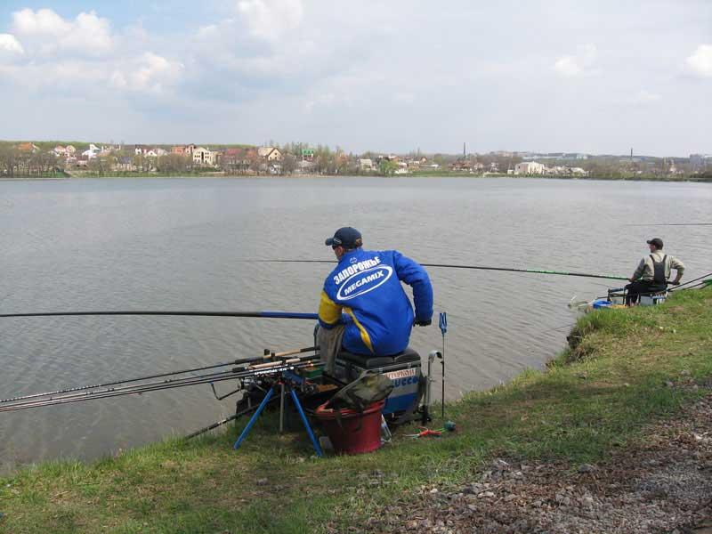 место сбора рыбаков