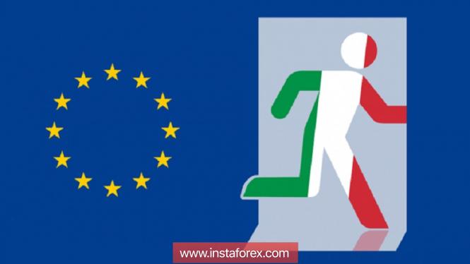 EUR/USD: Италия, и ничего кроме Италии