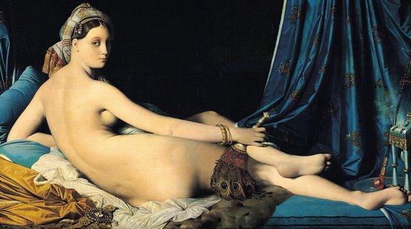 Самые красивые обнаженные в живописи (часть 6)
