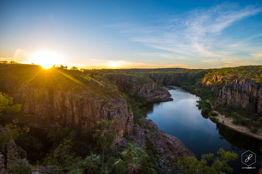 JohanLolos13 Захватывающие фотографии путешественника, проехавшего более 40 000 км по Австралии