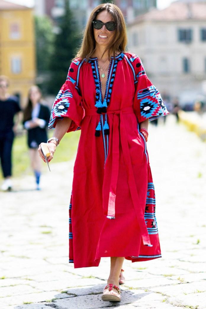 Бохо стиль – шикарный образ раскованных женщин