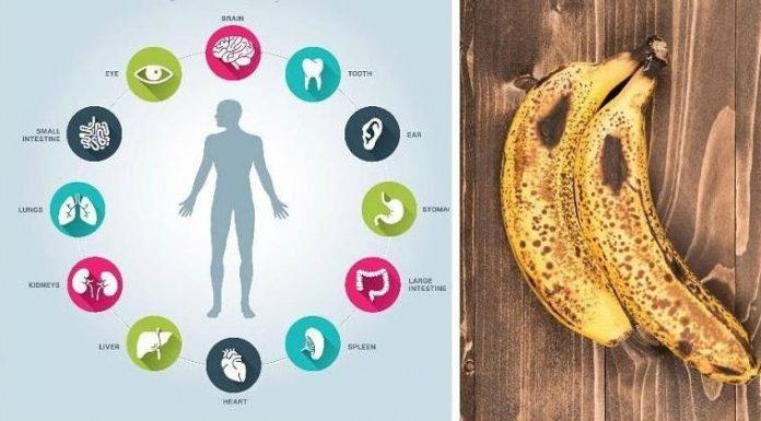 Ешьте 2 банана с черными пятнами в день на месяц, и это случится с вашим телом!