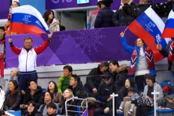 МОК удавится: флаг России накрыл Олимпиаду