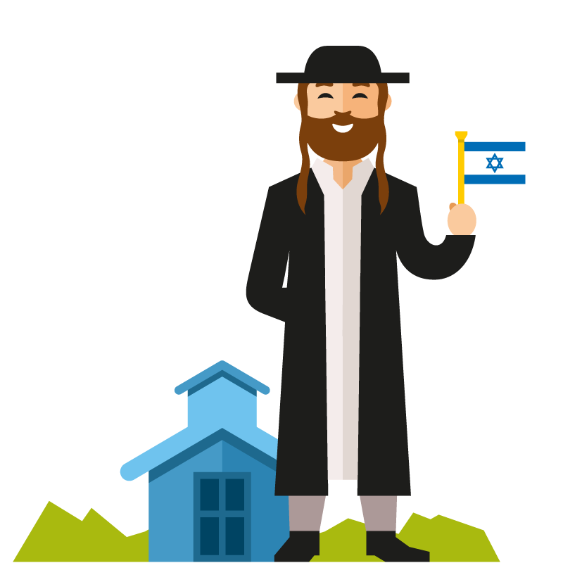 Анекдот о том, как Рабинович хотел израильскую визу получить