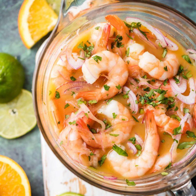 Изображение рецепта Маринад для морепродуктов