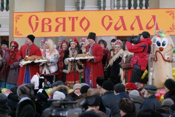 Фиаско украинского сала