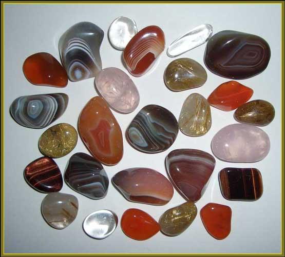 К слову о мистических и целебных свойствах минералов