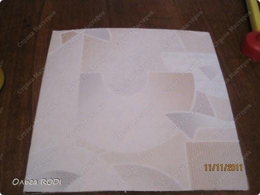 Рамочка из потолочного плинтуса. 11429
